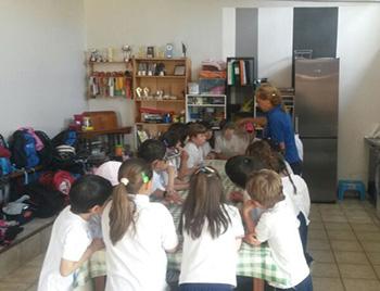 Educacion infantil granja escuela bilbao