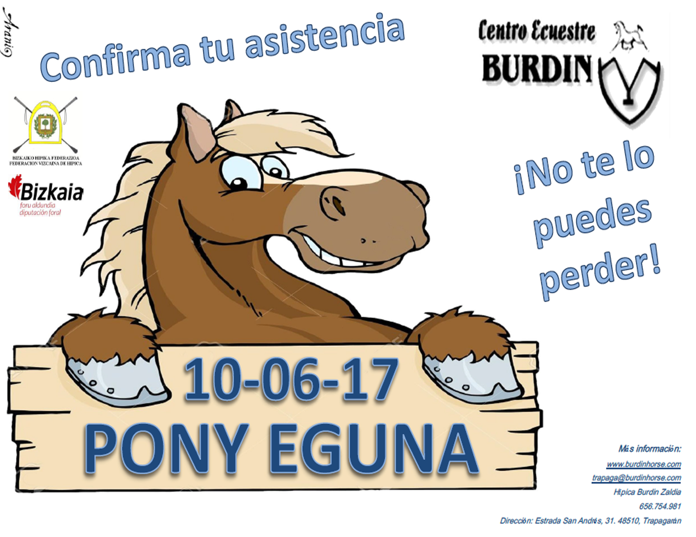 pony eguna 2017